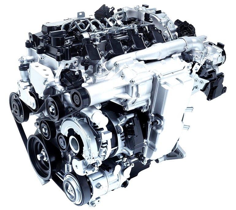 Новый двигатель внутреннего сгорания от Mazda способен составить конкуренцию электромобилям