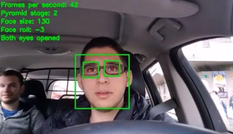 Распознавание эмоций водителей позволяет уменьшить количество аварий на дорогах