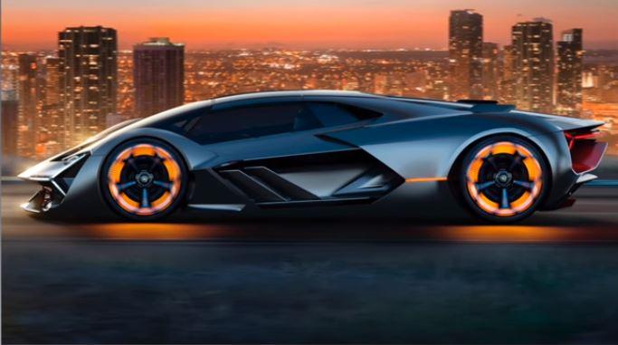 Lamborghini также начинает выпуск электромобилей