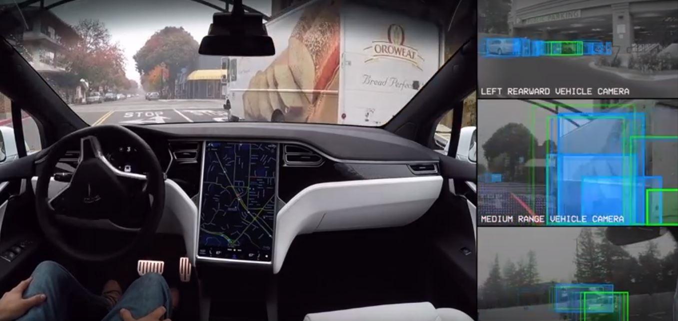 Автономные автомобили смогут обмениваться информацией друг с другом через сотовые сети в ближайшем будущем