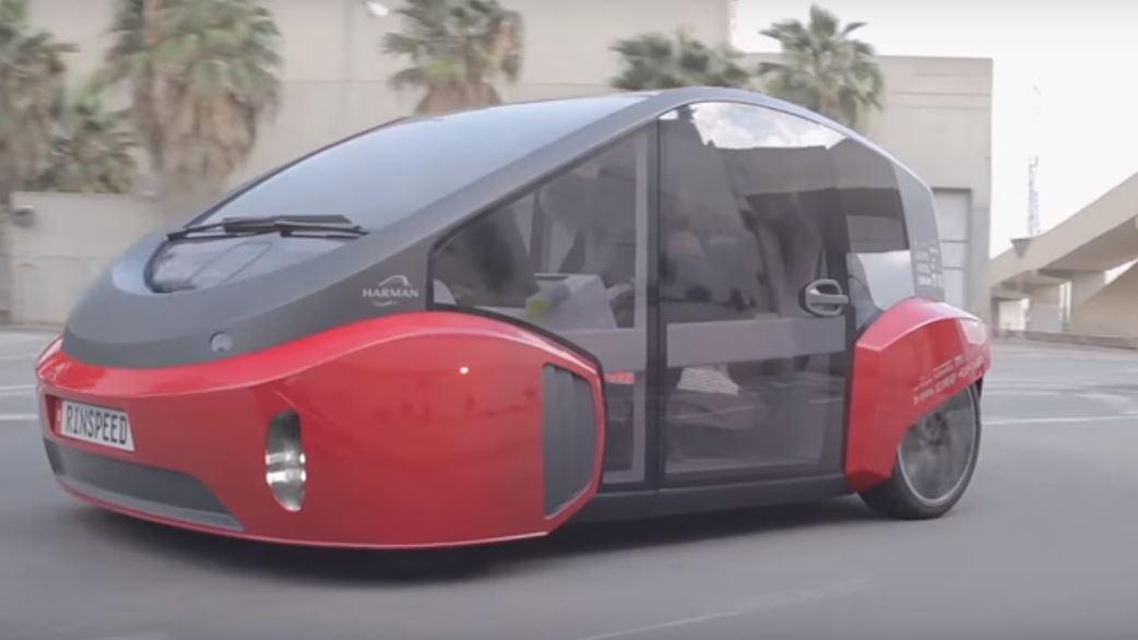 Автономные автомобили недалекое будущее