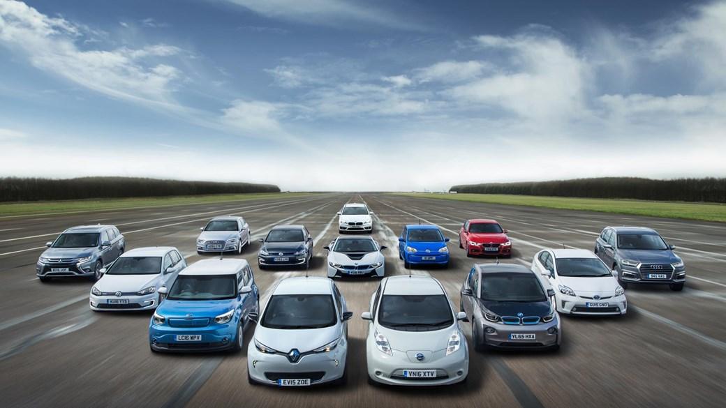 Топ ожидаемых электромобилей 2018