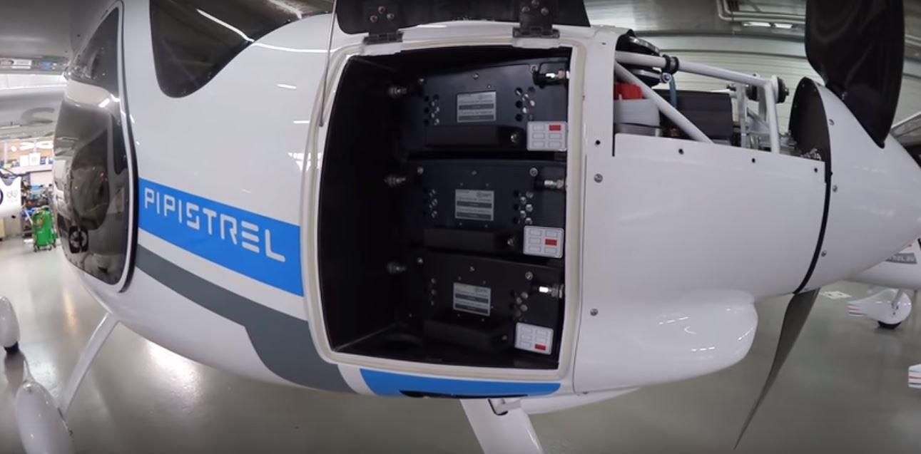 Не только автомобилестроение переходит на электричество, но и авиация