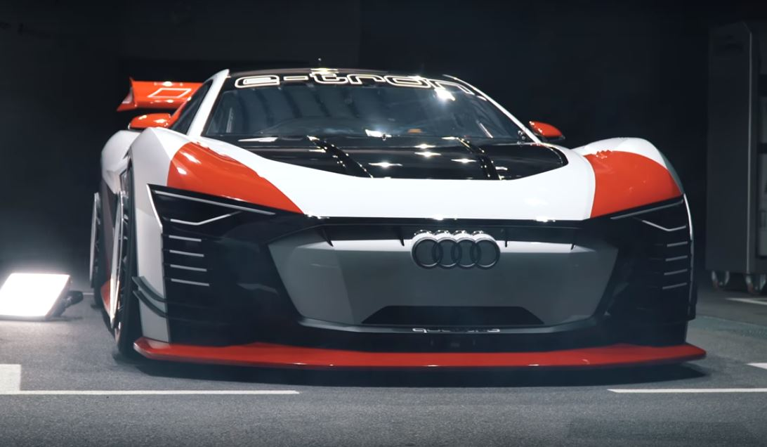 Новое поколение электромобилей от Audi