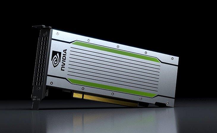 NVIDIA T4 предназначен для сверхмасштабного развертывания и включает в себя тензоресурсы Turing для ускорения приложений машинного обучения
