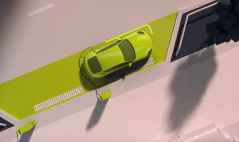 Модульные зарядные станции от Porsche способны развить инфраструктуру для электромобилей