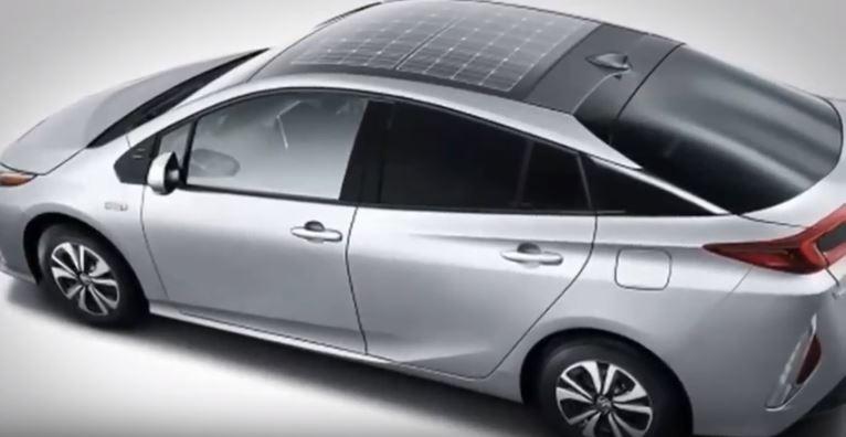 Автомобили с солнечными батареями на корпусе имеют значительно большую энергоэффектиность по сравнению с обычными