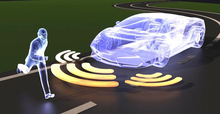 Возможно ли безопасное сосуществование пешехода и автономного автомобиля на одной дороге