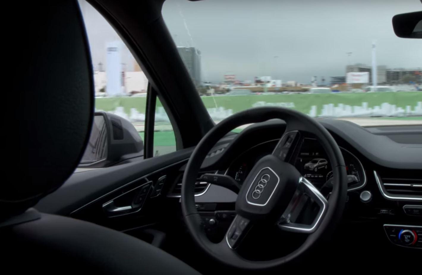 Искусственный интеллект сможет помочь автономному автомобилю предугадать поведение пешехода
