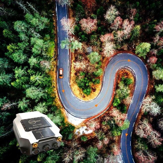 Приемники GNSS могут обеспечить точное позиционирование для широкого спектра автономных приложений, в том числе для автомобильной, робототехнической, строительной и сельскохозяйственной техники