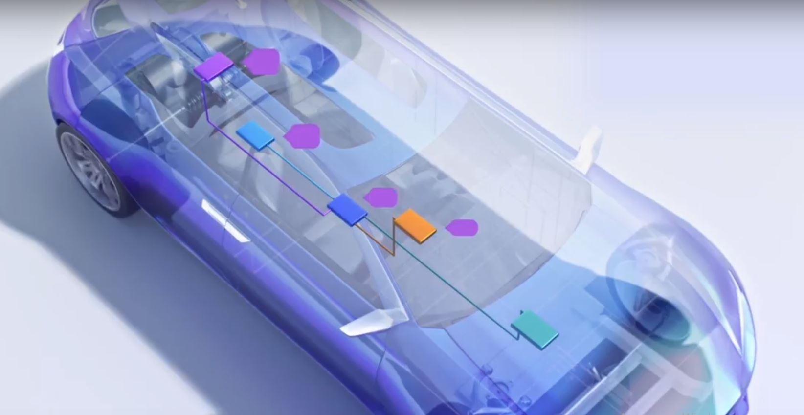 Автономные и подключенные автомобили предъявляют новые требования к автомобильным сетям