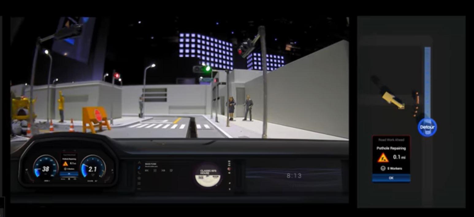 Двухрежимная система V2X привносит новый драйв в системы автономного вождения