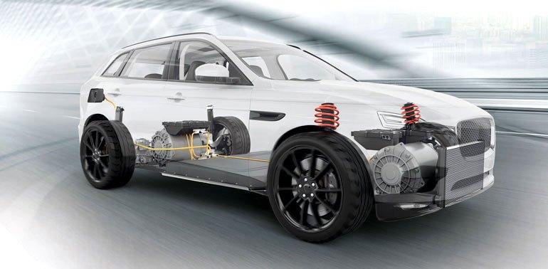 Инженерные инновации Trelleborg работают над увеличением запаса хода электромобиля