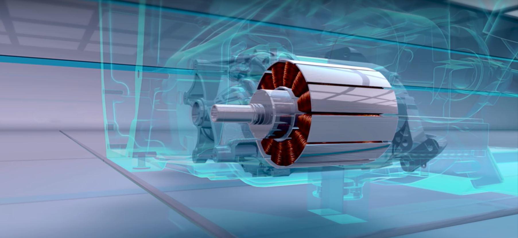 Обороты в трансмиссии электромобиля намного выше чем бензинового авто поэтому отличная смазка компонентов выходит на первое место