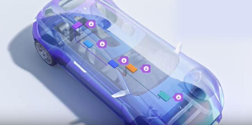 Автомобильный Ethernet поможет установить высокие скорости, необходимые для обработки данных автономного транспортного средства