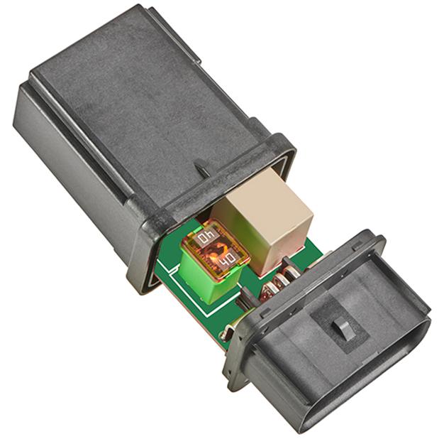 Благодаря значительно меньшей занимаемой площади и настраиваемости, распределительная коробка Micro Power Distribution Box (µPDB) обеспечивает большую гибкость при проектировании автомобильных электрических систем