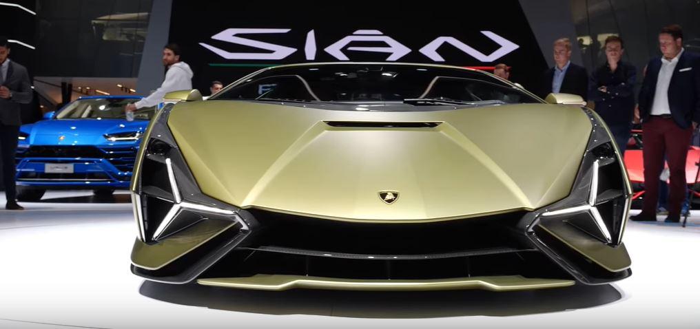 Новый гибрид от Lamborghini на суперконденсторах может изменить подходы в автомобилестроении к гибридным автомобилям