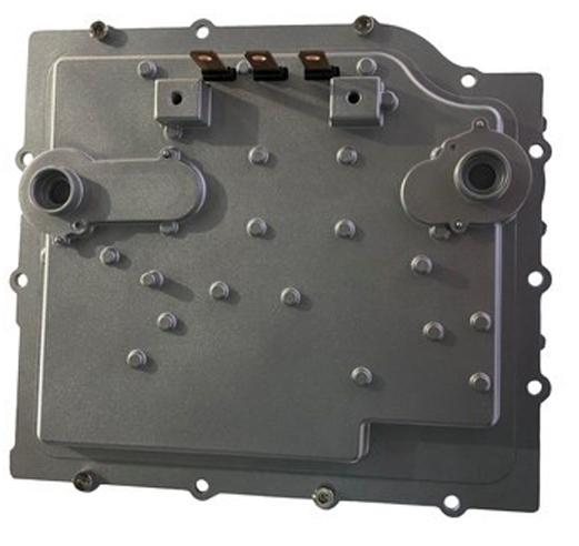 Показаны инвертор Delphi Technologies 800 В SiC