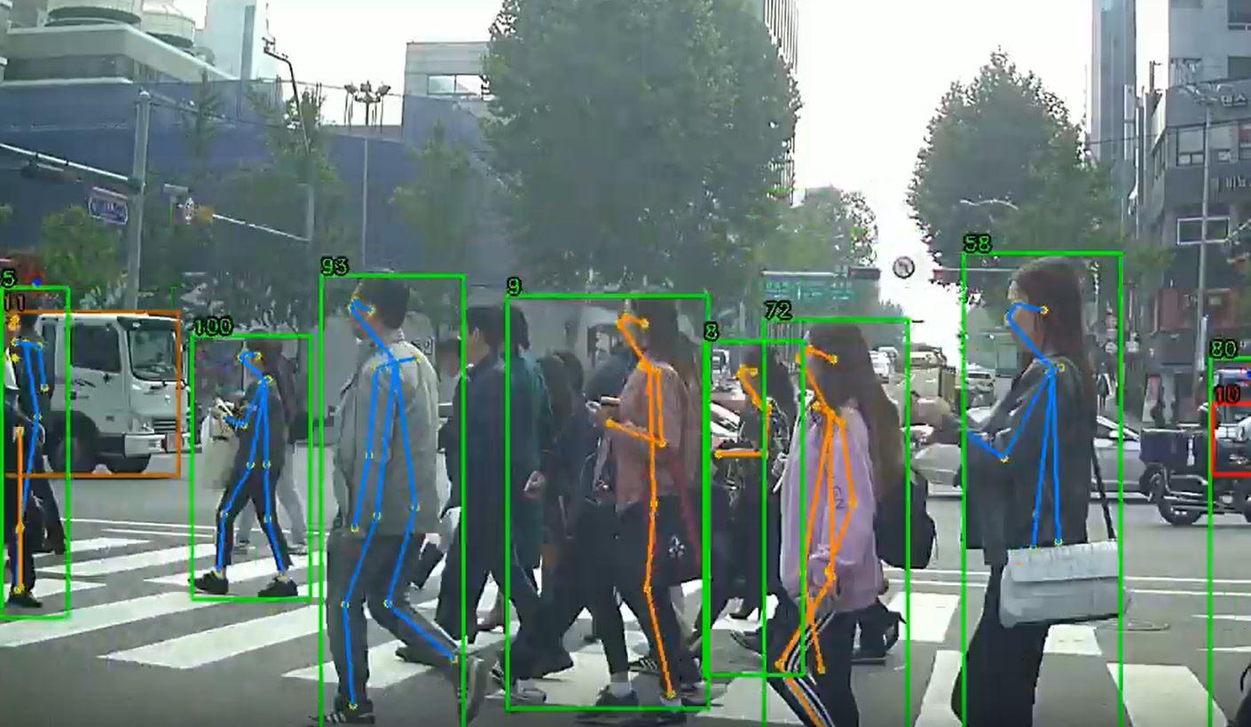 Программное обеспечение StradVision для распознавания объектов, разработанное для распознавания транспортных средств, пешеходов и разметки полос движения, было оптимизировано для продуктов Renesas R-Car R-Car V3H и R-Car V3M