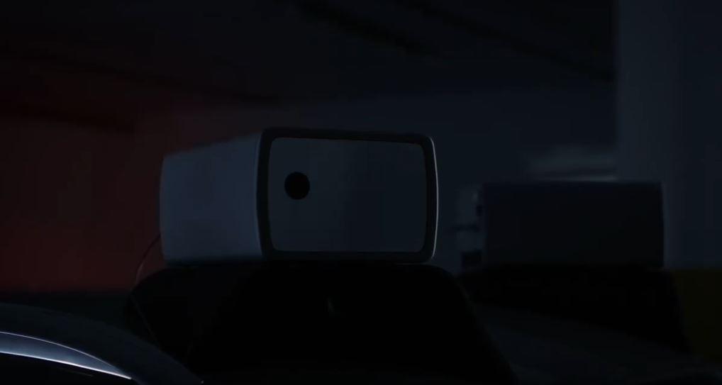 Датчики автономных автомобилей перекрывают слепые зоны друг друга