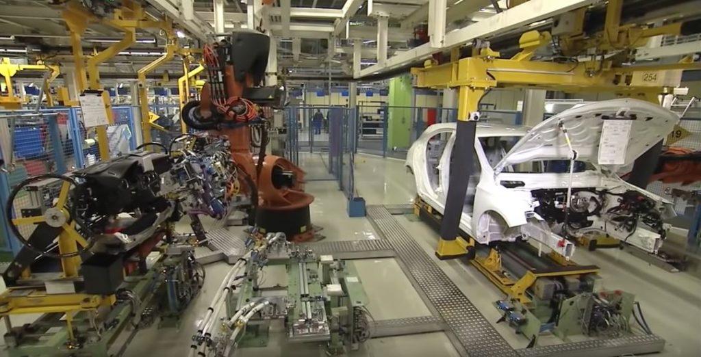 Электромобили требуют замены или переделки существующих сборочных линий на заводах