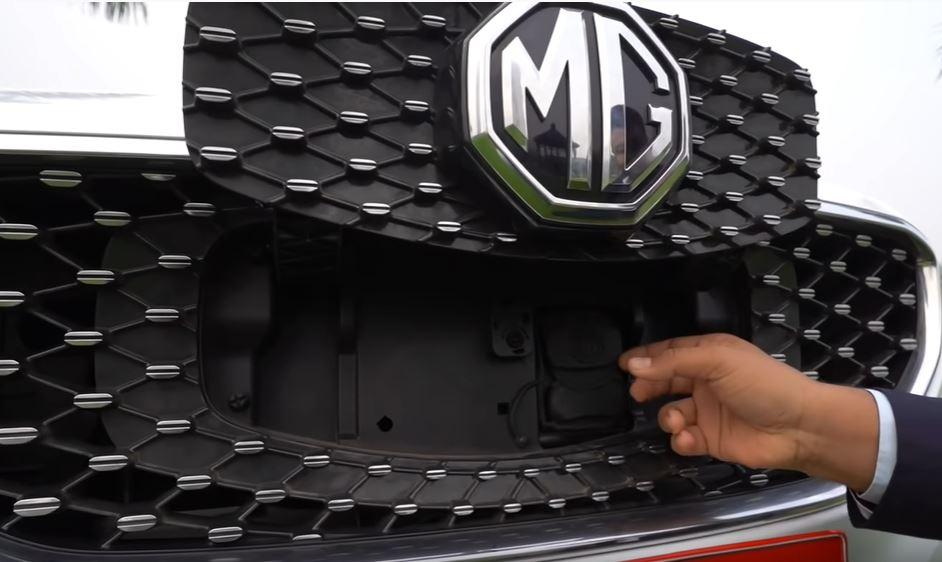 Новый китайский электромобиль MG ZS EV постепенно завоевывает рынок