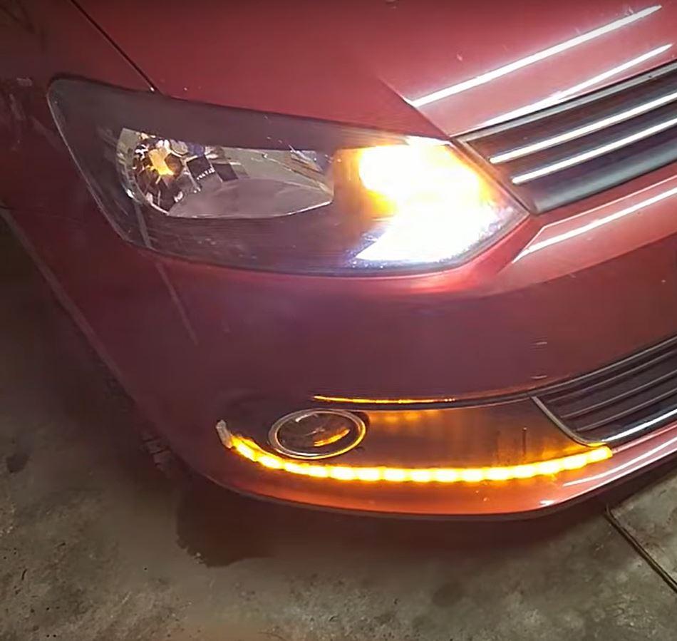 Обнаружение неисправностей в светодиодных схемах автомобилей