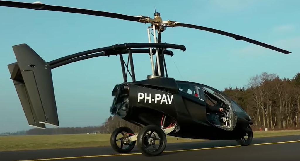 Неужели автомобили скоро смогут летать?
