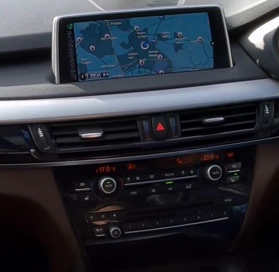 Отображение на карте специальных зеленых зон позволит плагин-гибридным автомобилям автоматически переключаться на электрический режим
