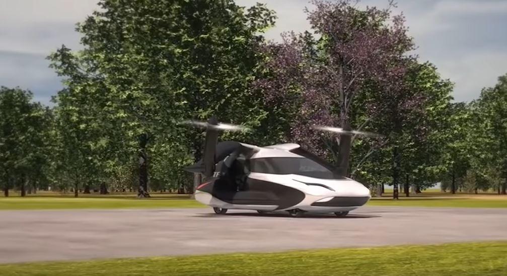 Правительство США и Пентагон запускают поддержку программы летающий автомобиль