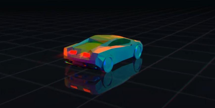 Создание гибких дисплеев внутри автомобилей повысит удобство пассажиров и водителя не испортив при этом интерьер автомобиля