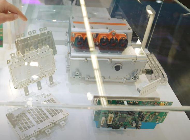 Силовой модуль элетрокара один из важнейших элементов
