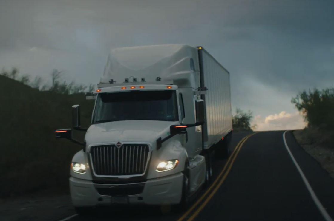 TuSimple создаст парк полностью автономных грузовиков. Что будут делать дальнобойщики?