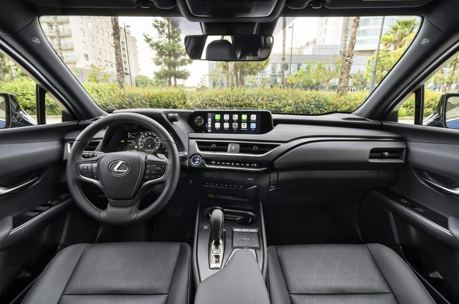 Lexus UX300e 2020 действительно ли заслуживает названия автомобиля премиум класса