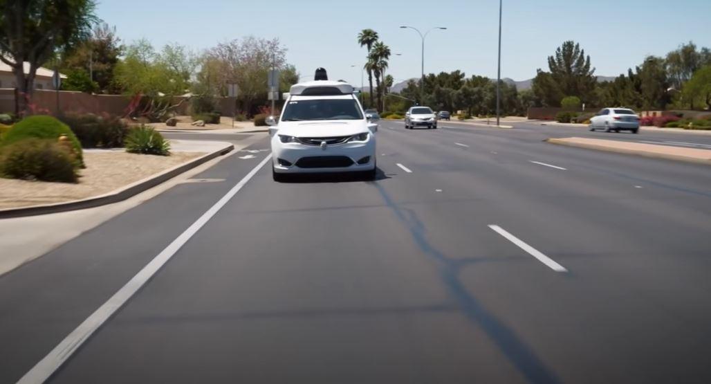 Технология автономного вождения становится все ближе и надежнее стремительно врываясь в нашу жизнь