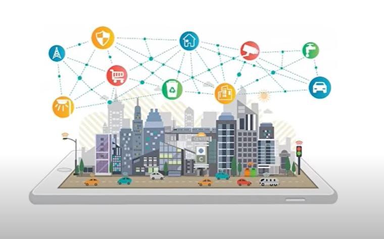 IoT внедряется в автомобили чтобы они смогли сосуществовать с умными городами