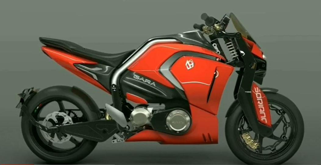 Soriano Motorcycles выпускает изящный электробайк