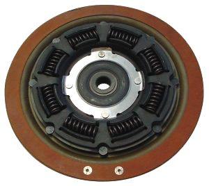 Гидротрансформатор - муфта блокировки