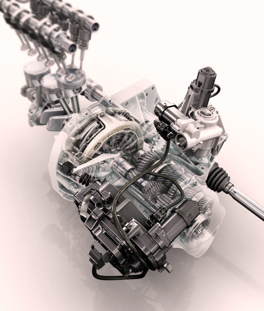 Автоматическая механическая коробка передач Easy-R