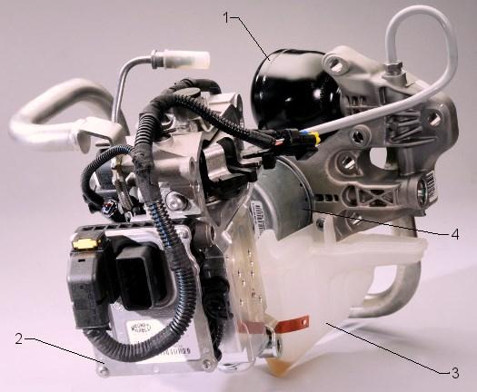 Автоматическая МКПП - гидроприводы (надстройка)
