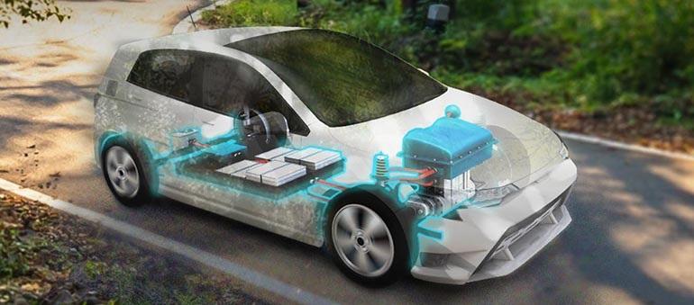Интегрированное решение TI на основе GaN может помочь гибридным электромобилям и электромобилям заряжаться быстрее и двигаться дальше