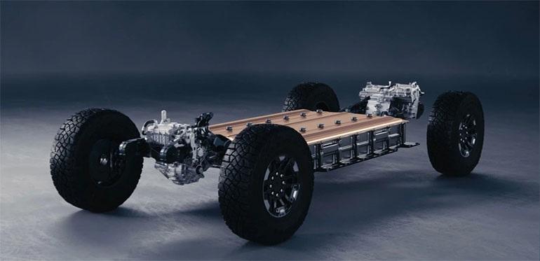 General Motors демонстрирует совершенно новую модульную платформу и аккумуляторную систему Ultium
