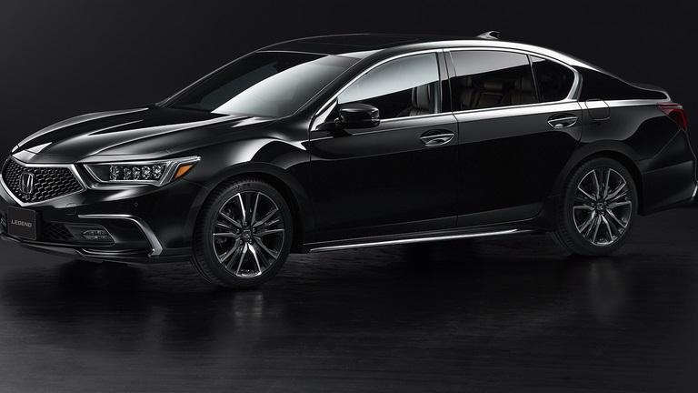 Honda удивила водителей представив первый серийный автомобиль с уровнем автоматизации 3 для дорог общего пользования