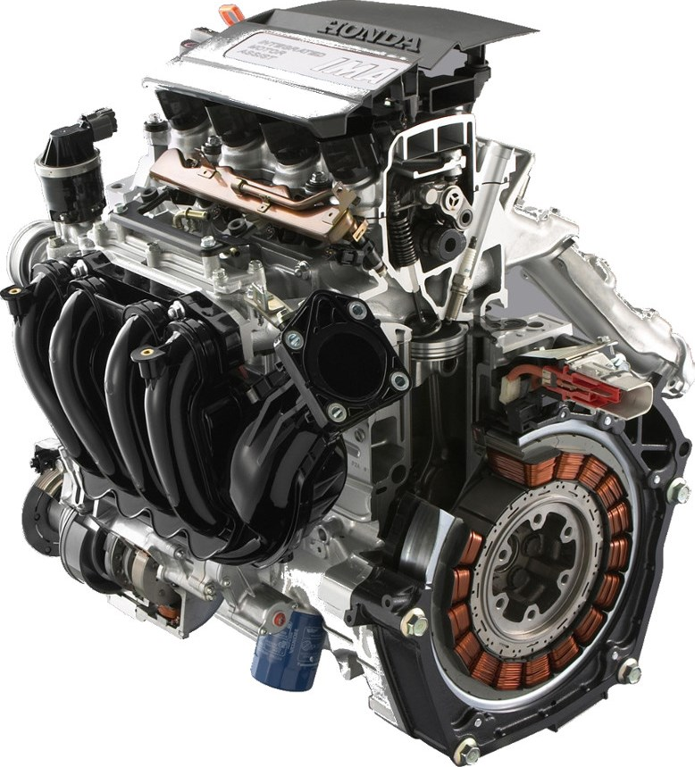 Трансмиссия Honda IMA (MHEV)