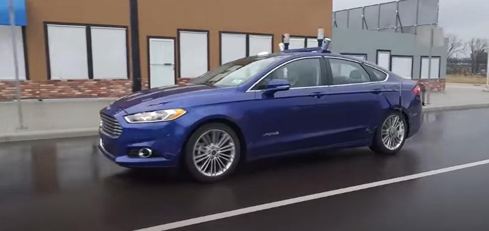 Расположение камер LiDAR на крыше автомобиля не самое привлекательное решение особенно для автомобилей премиум класса