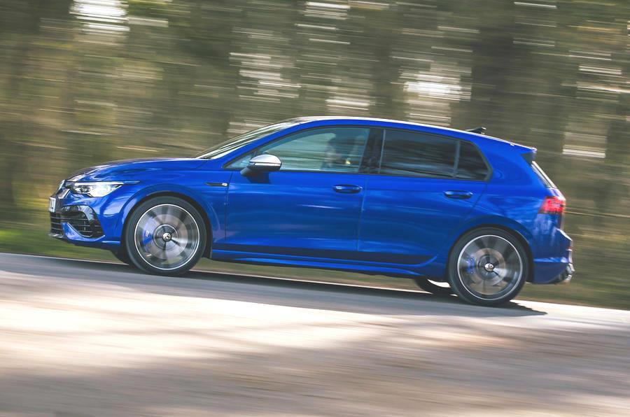 Volkswagen Golf R 2021 потеснит конкурентов или это просто редизайн